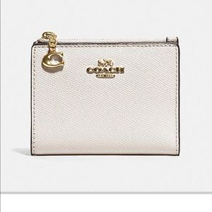 Coach Snap Card Case